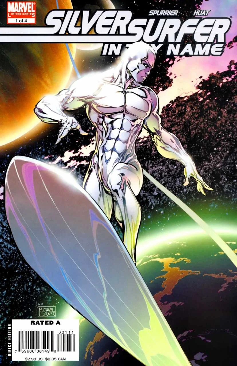 The Incredible Hulk Hd Wallpaper Silver Surfer In Thy Name Vol 1 Marvel Database