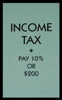 Income Tax   Monopoly Wiki   FANDOM powered by Wikia