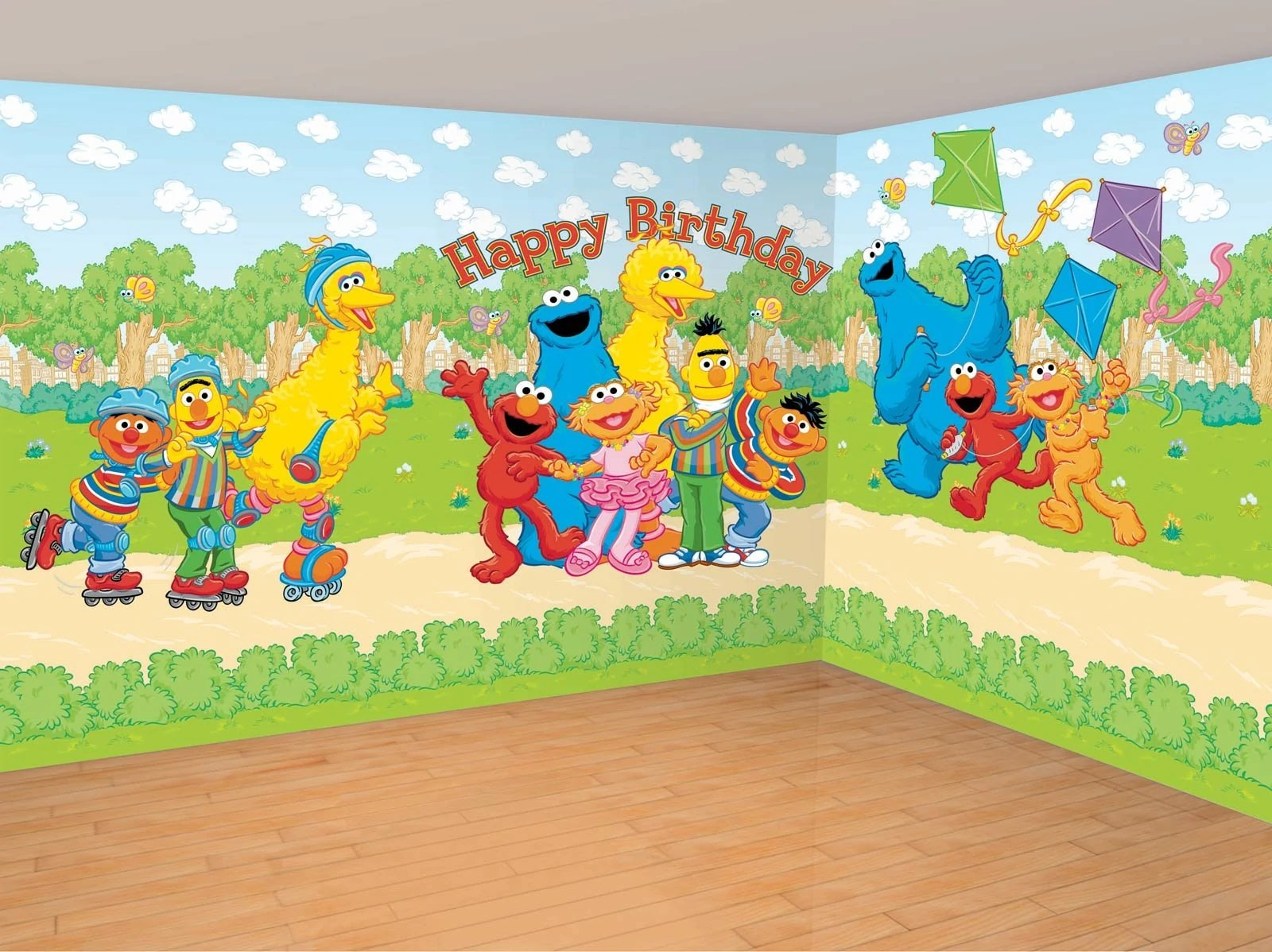 ... Sesame Street Bathroom Set. Download