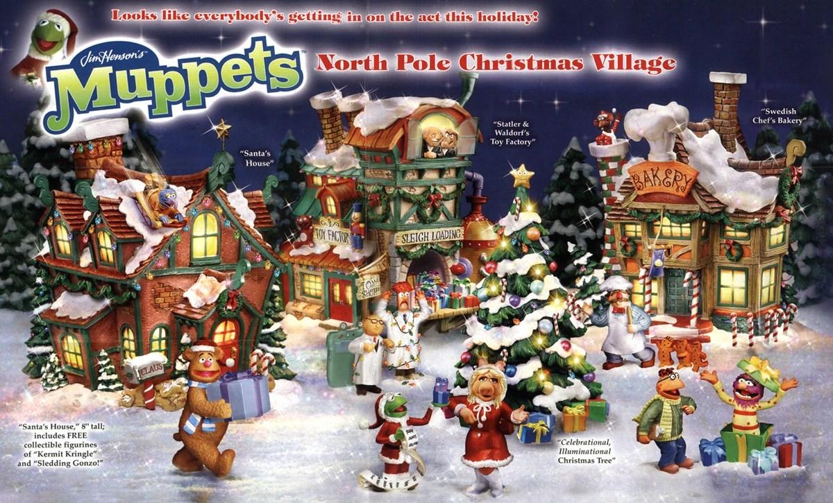 Free Animated Frog Wallpaper North Pole Christmas Village Muppet Wiki Fandom