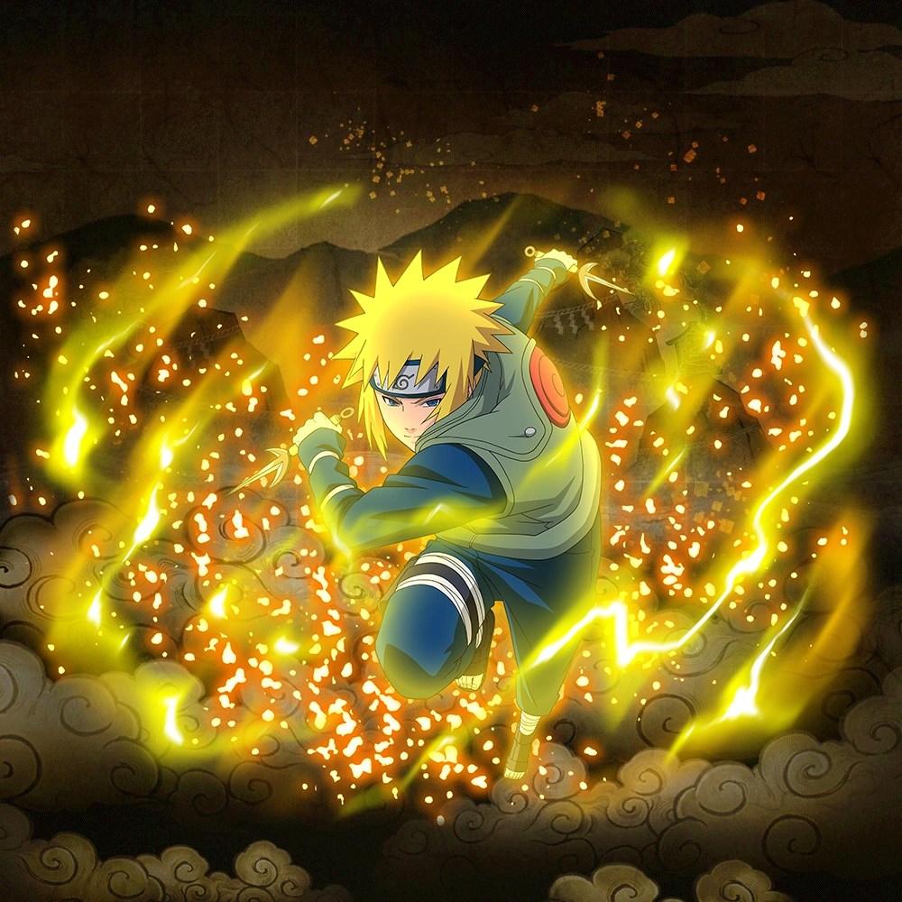 Break Heart Wallpaper Hd Minato Namikaze Quot Yellow Flash Of The Leaf Quot Naruto