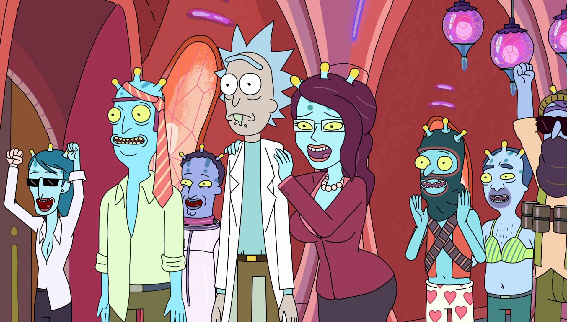 Rick And Morty Quote Wallpaper Auto Erotic Assimilation Rick And Morty Wiki Fandom
