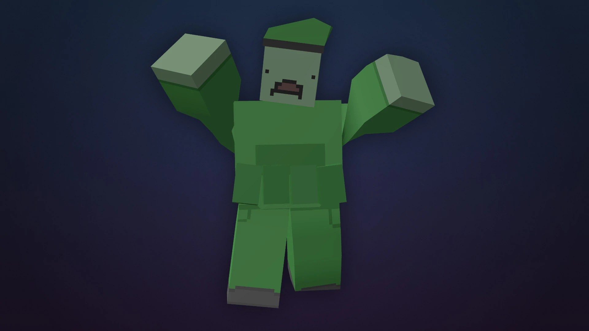Military Zombie Unturned