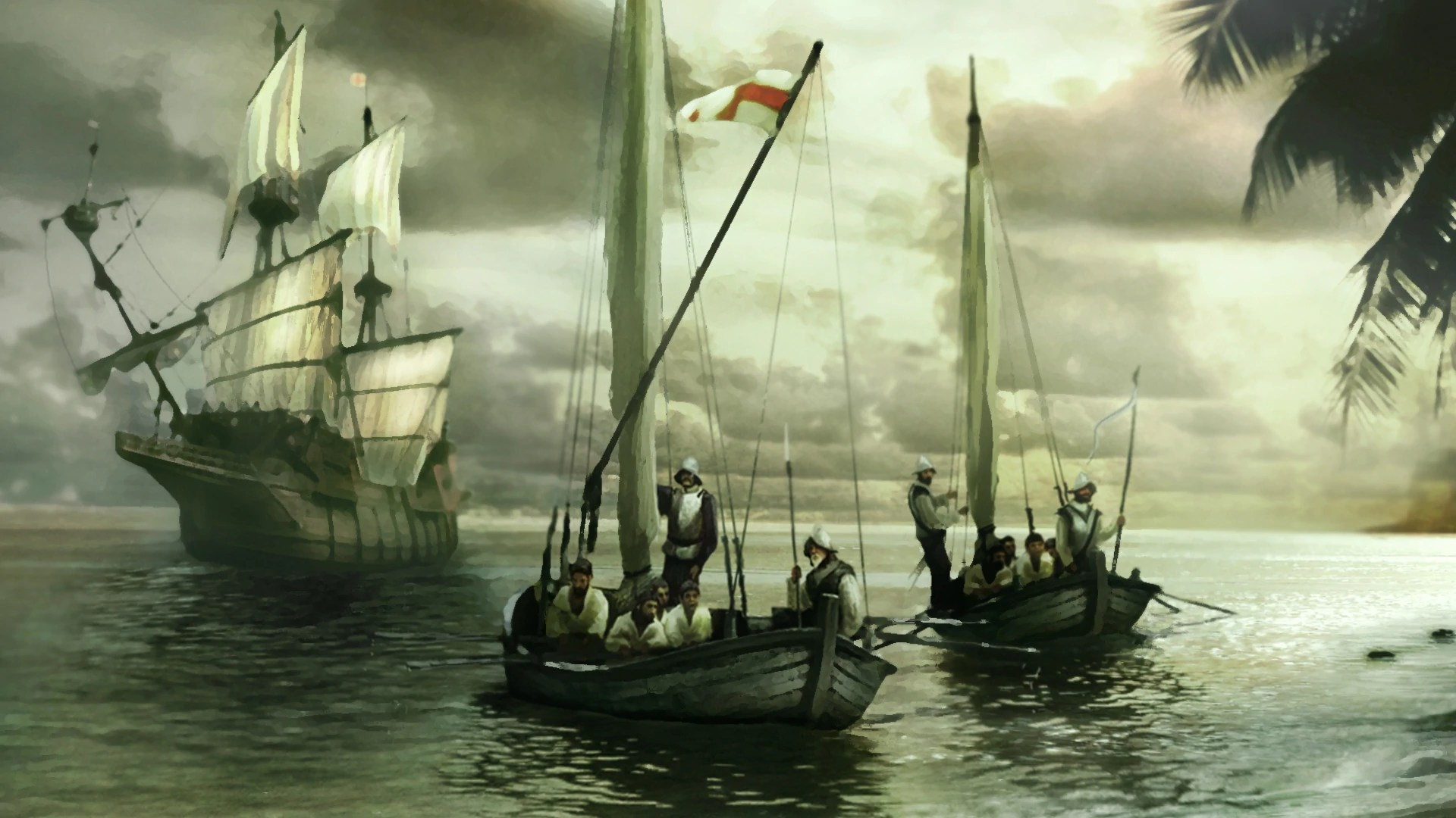 3d P Letter Wallpaper Expeditions Conquistador The Armada Steam Trading