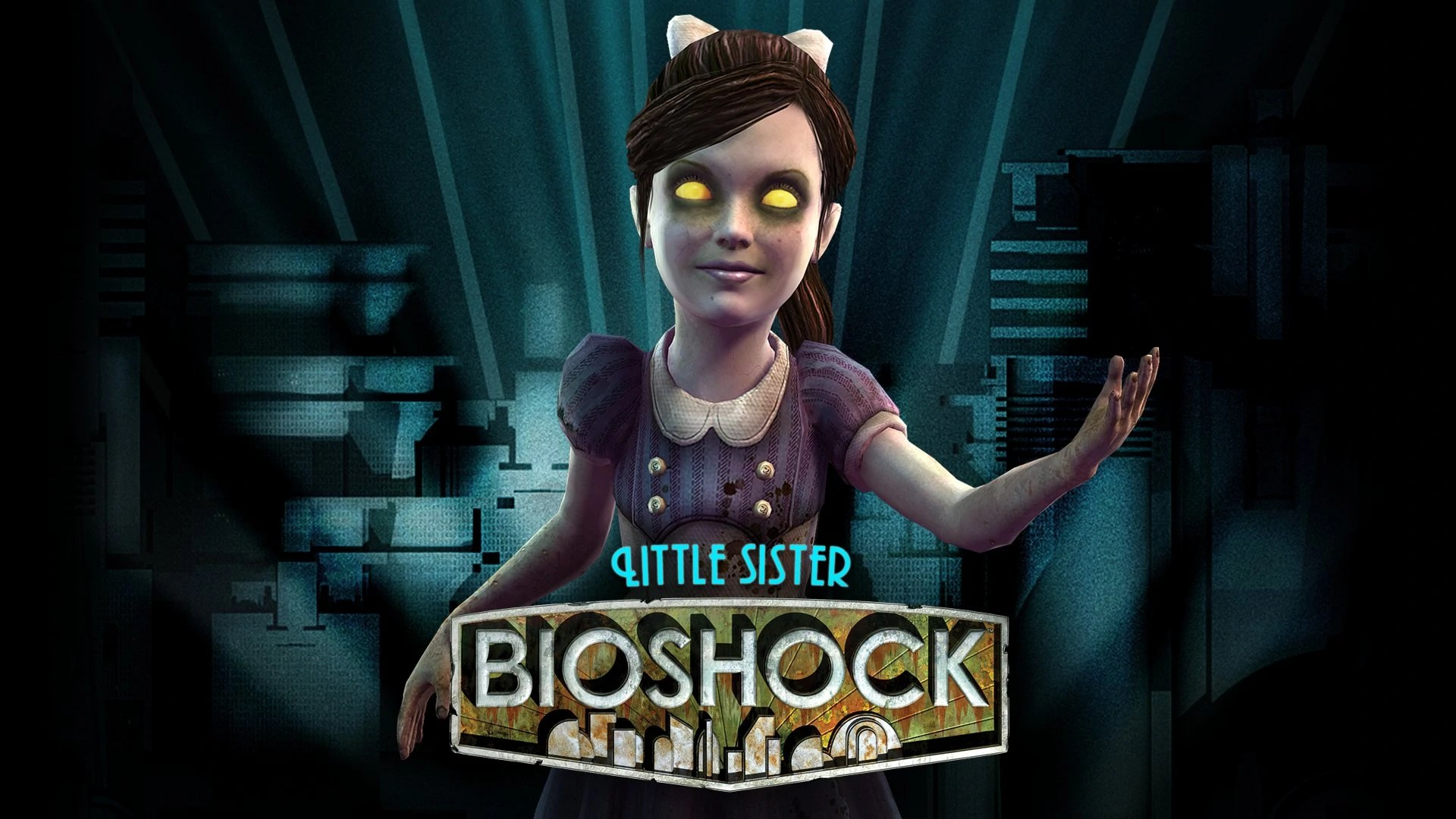 G Shock Hd Wallpaper Bioshock Remastered Little Sister Steam Trading Cards