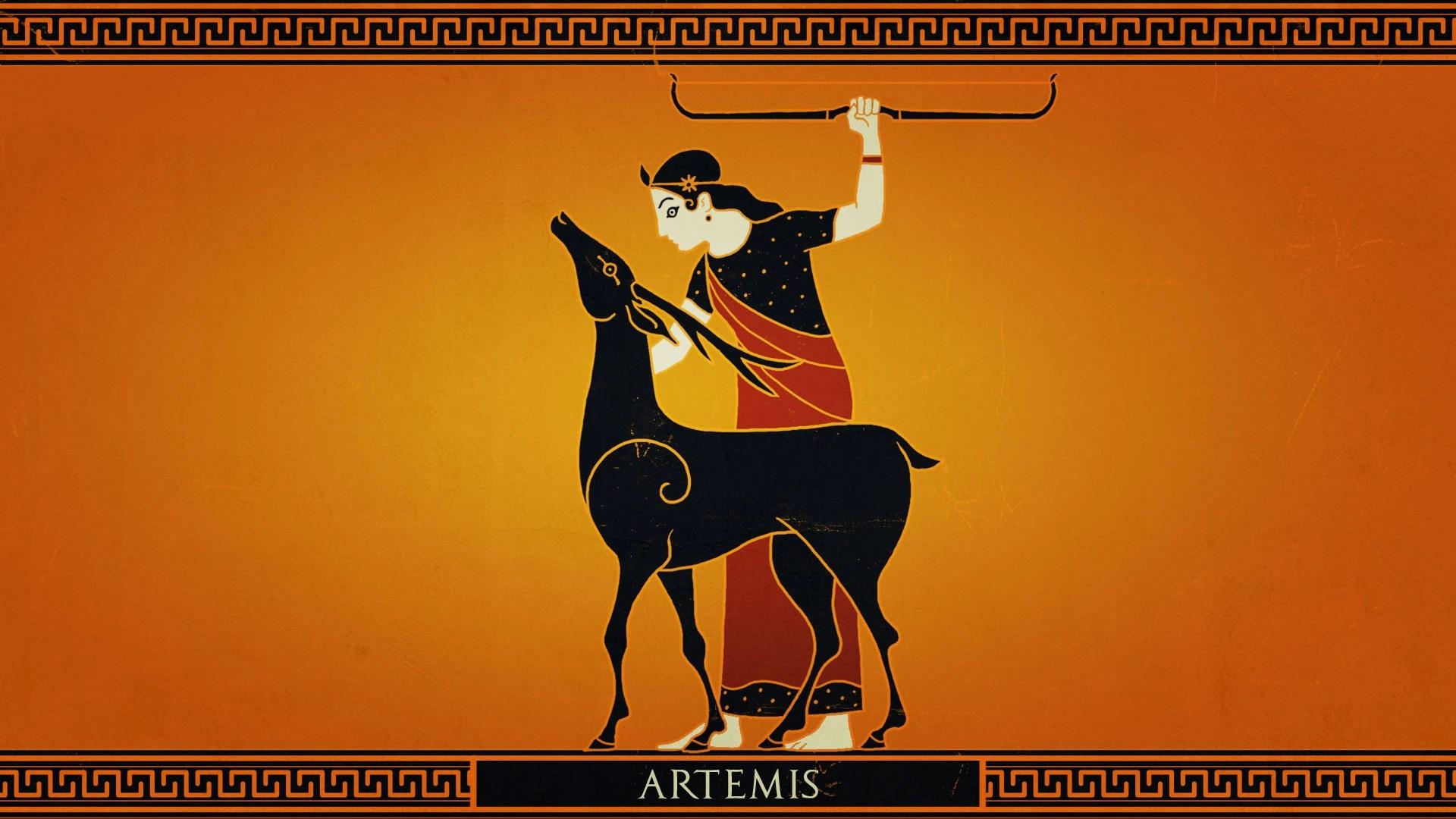 Monster University Wallpaper Hd Apotheon Artemis Steam Trading Cards Wiki Fandom