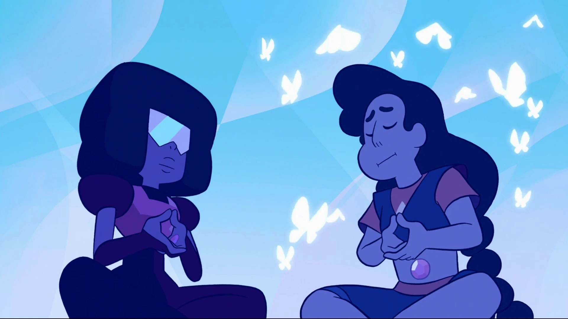 What Is Falling Action Of The Yellow Wallpaper Here Comes A Thought Steven Universe Wiki Fandom