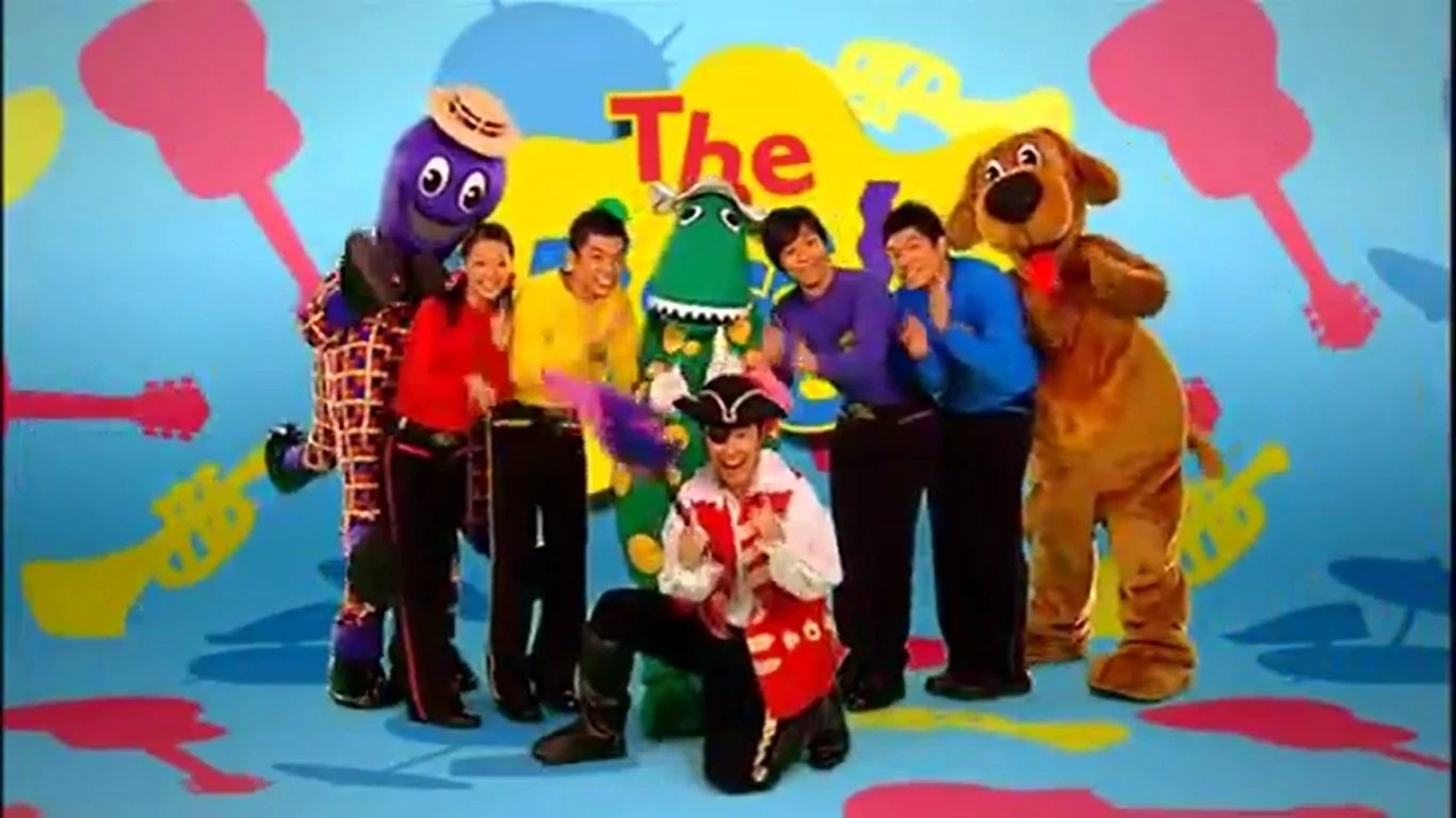 What Is Falling Action Of The Yellow Wallpaper The Taiwanese Wiggles The Taiwanese Wiggles Wiki