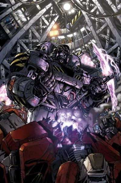 Transformers Fall Of Cybertron Wallpaper Megatron Origin Teletraan I The Transformers Wiki