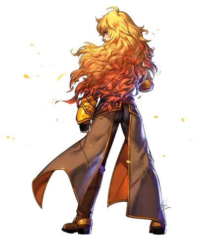 Fall Hedgehog Wallpaper Yang Xiao Long Vs Battles Wiki Fandom Powered By Wikia