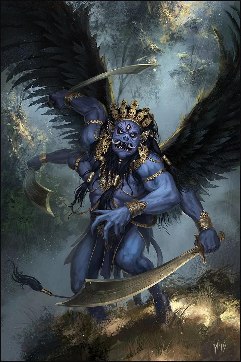 Shiv Shankar Hd Wallpaper Rakshasa Warriors Of Myth Wiki Fandom Powered By Wikia