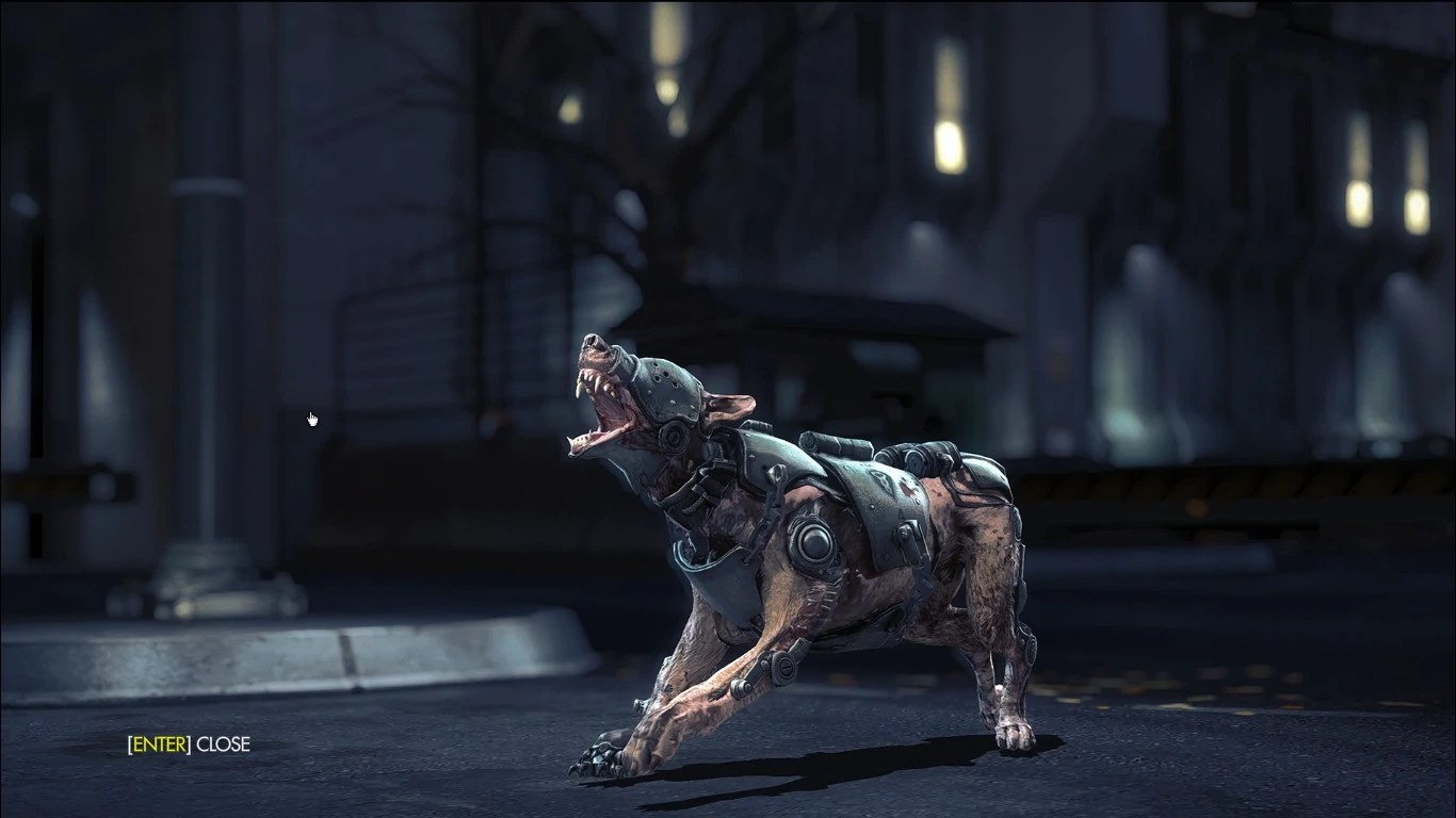 Scary 3d Wallpaper Kampfhund Wolfenstein Wiki Fandom Powered By Wikia