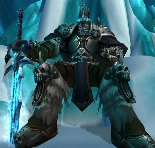 Fall Of The Lich King Wallpaper Lich King Icecrown Citadel Tactics Wowwiki Fandom