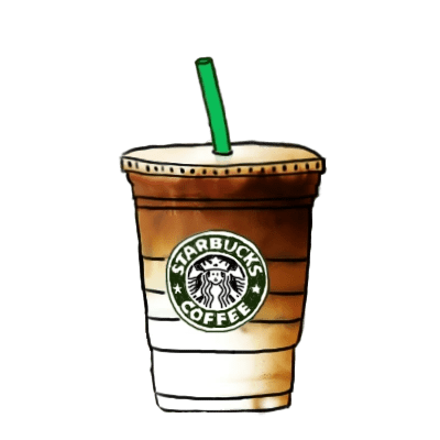 Cute Frappuccino Wallpaper Image Back Gallery For Starbucks Tumblr Transparent