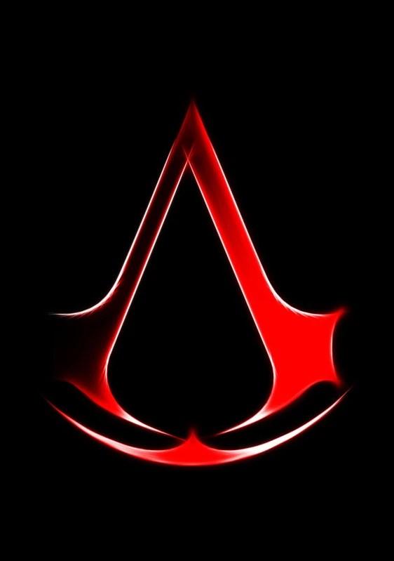 Fall Pixel Art Iphone Wallpaper Image Assassin S Creed Red Logo Jpg Assassin S Creed