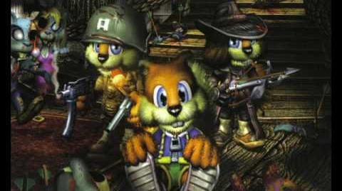 Uga Wallpaper Hd Video Conker Live And Reloaded Music Rodent Dismissed