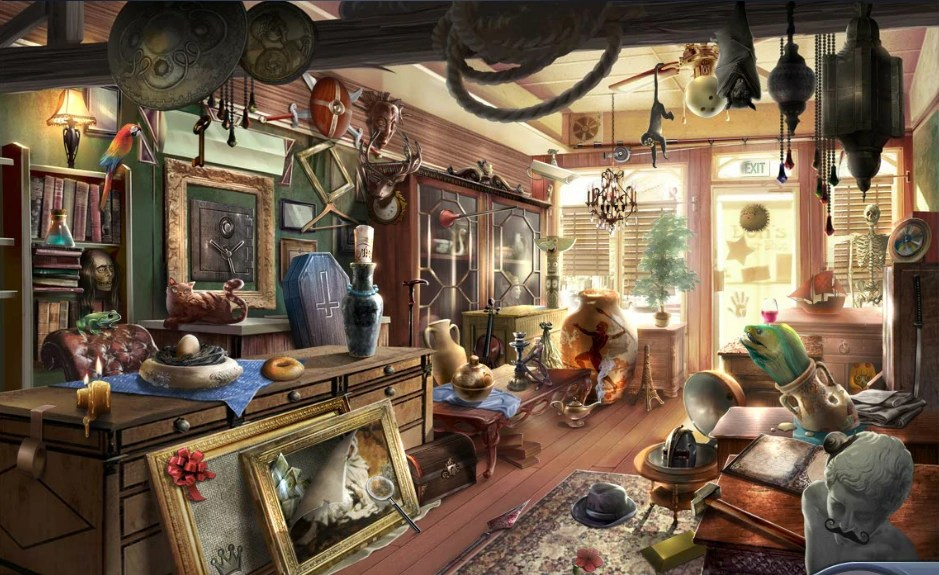 Compra Venta Antiguedades Online Image - 5. Galloway's Antique Shop.png | Criminal Case