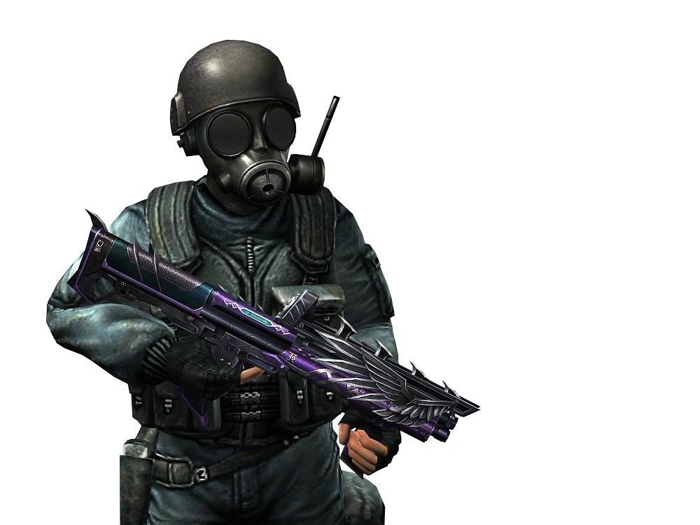 Pistol 3d Wallpaper Image Thanatos11 Ch1 1 Png Counter Strike Online Wiki