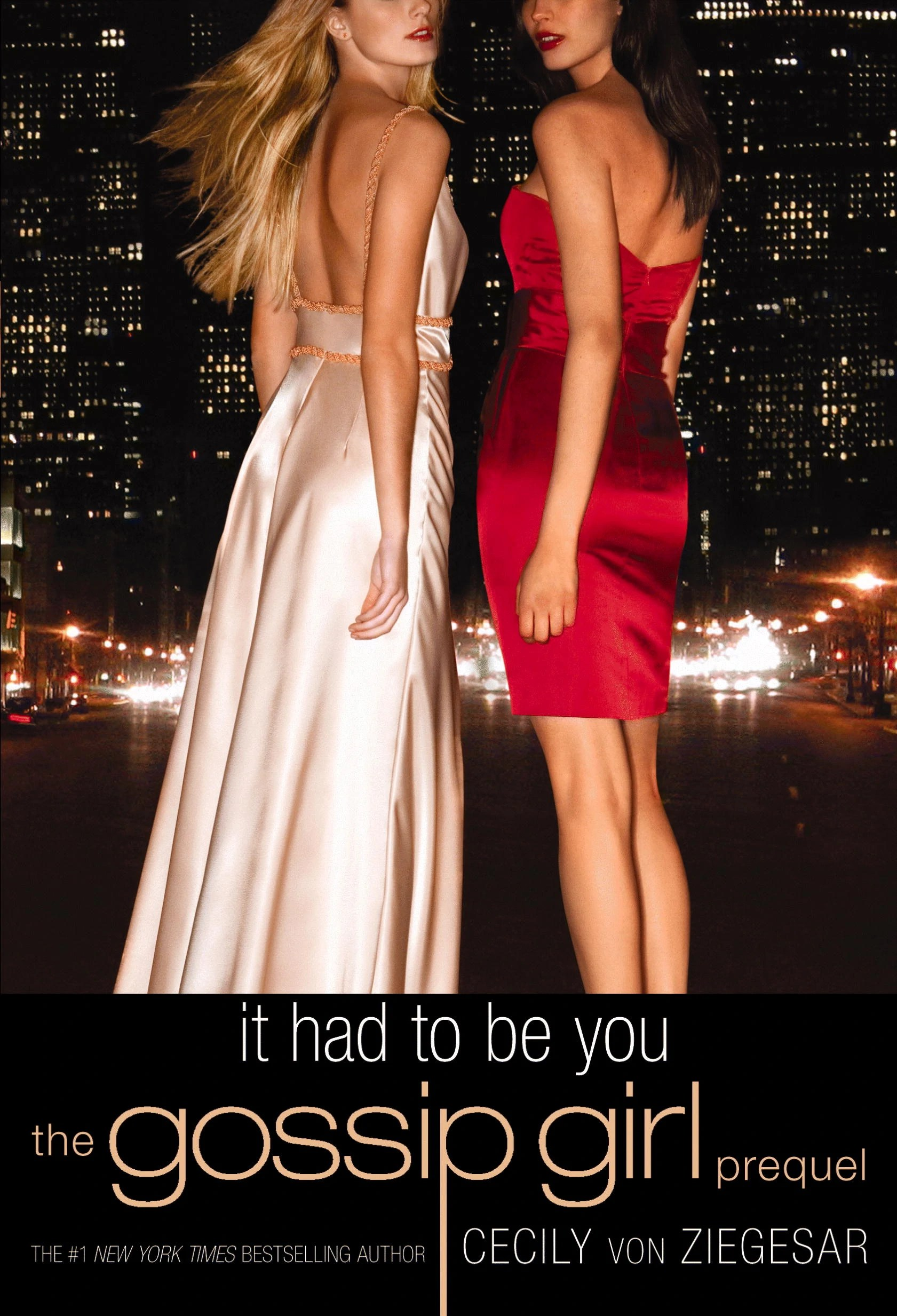 gossip girl books