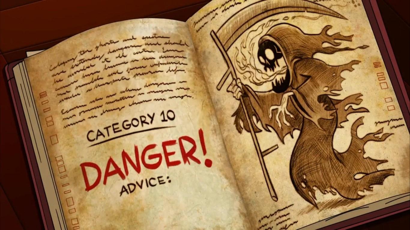 Gravity Falls Wallpaper Trust No One Did We Miss A Secret Code Gravityfalls
