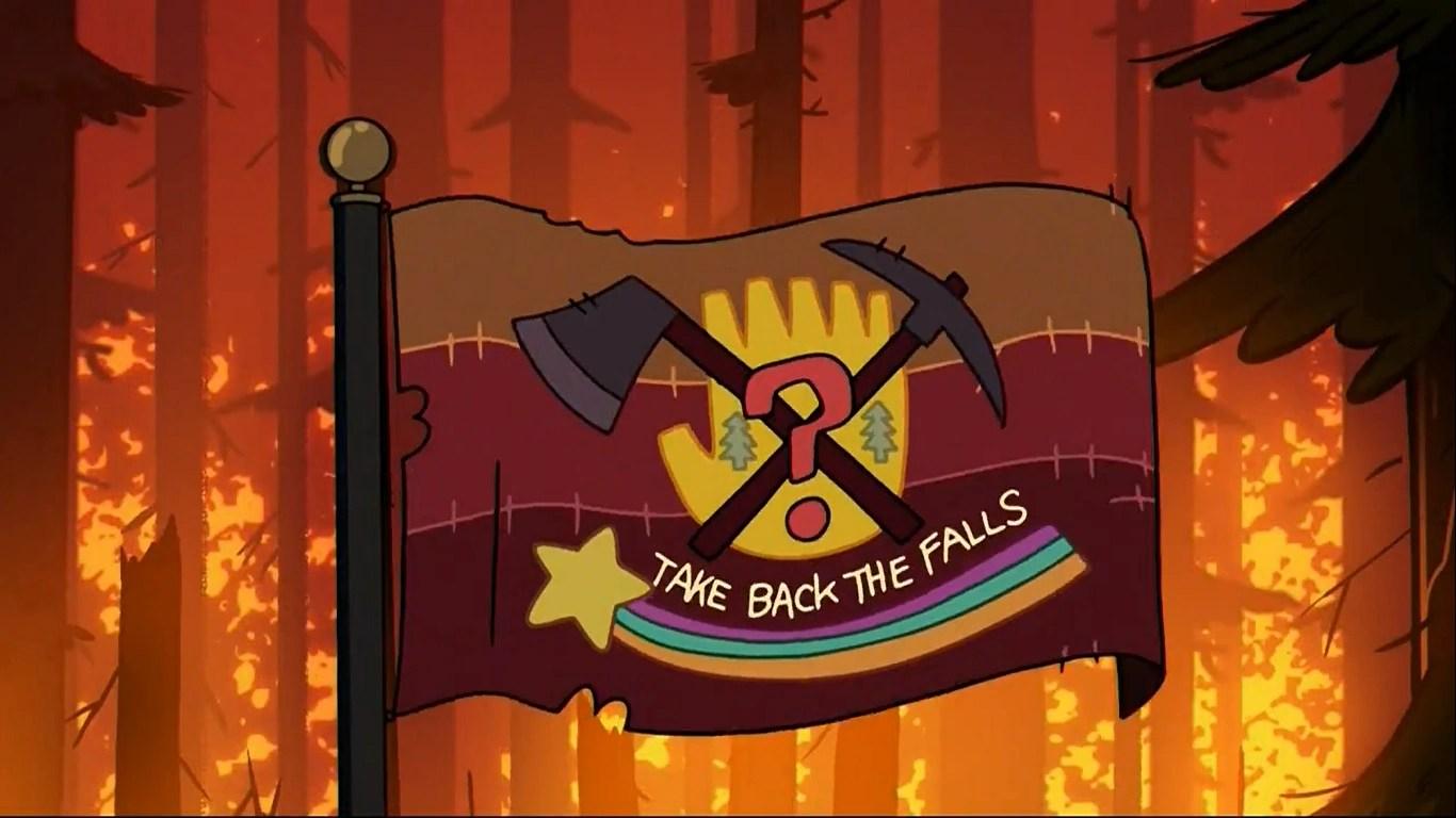 Gravity Falls Pig Wallpaper Weirdmageddon 3 Take Back The Falls Gravity Falls Wiki