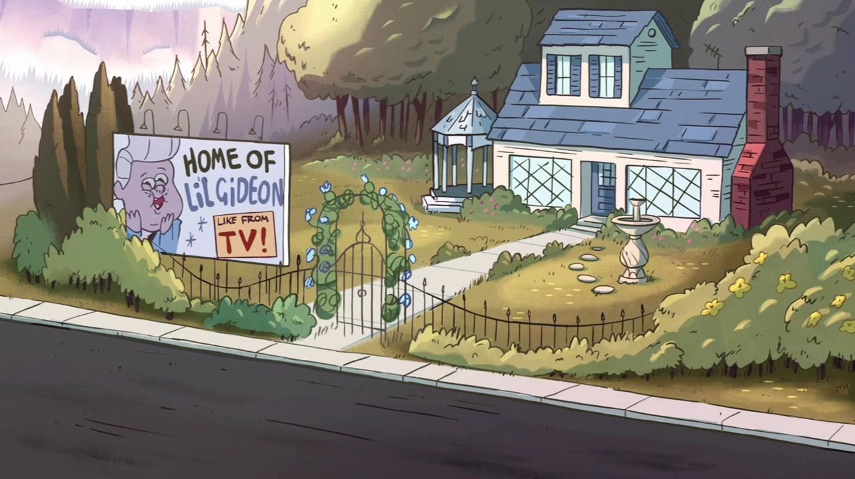 Gravity Falls Bill Cipher Wallpaper Gleeful Residence Gravity Falls Wiki Fandom Powered By