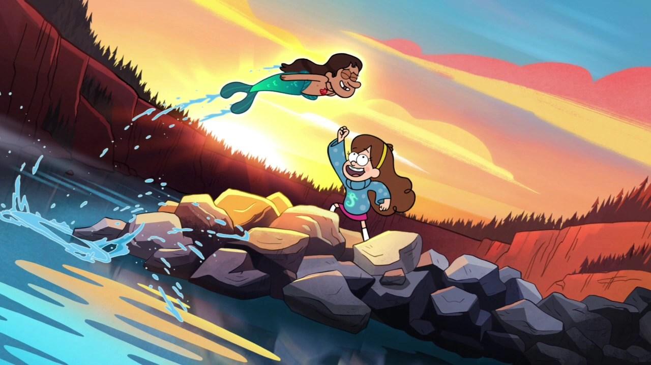 Soos Gravity Falls Wallpaper The Deep End Gravity Falls Wiki Fandom Powered By Wikia