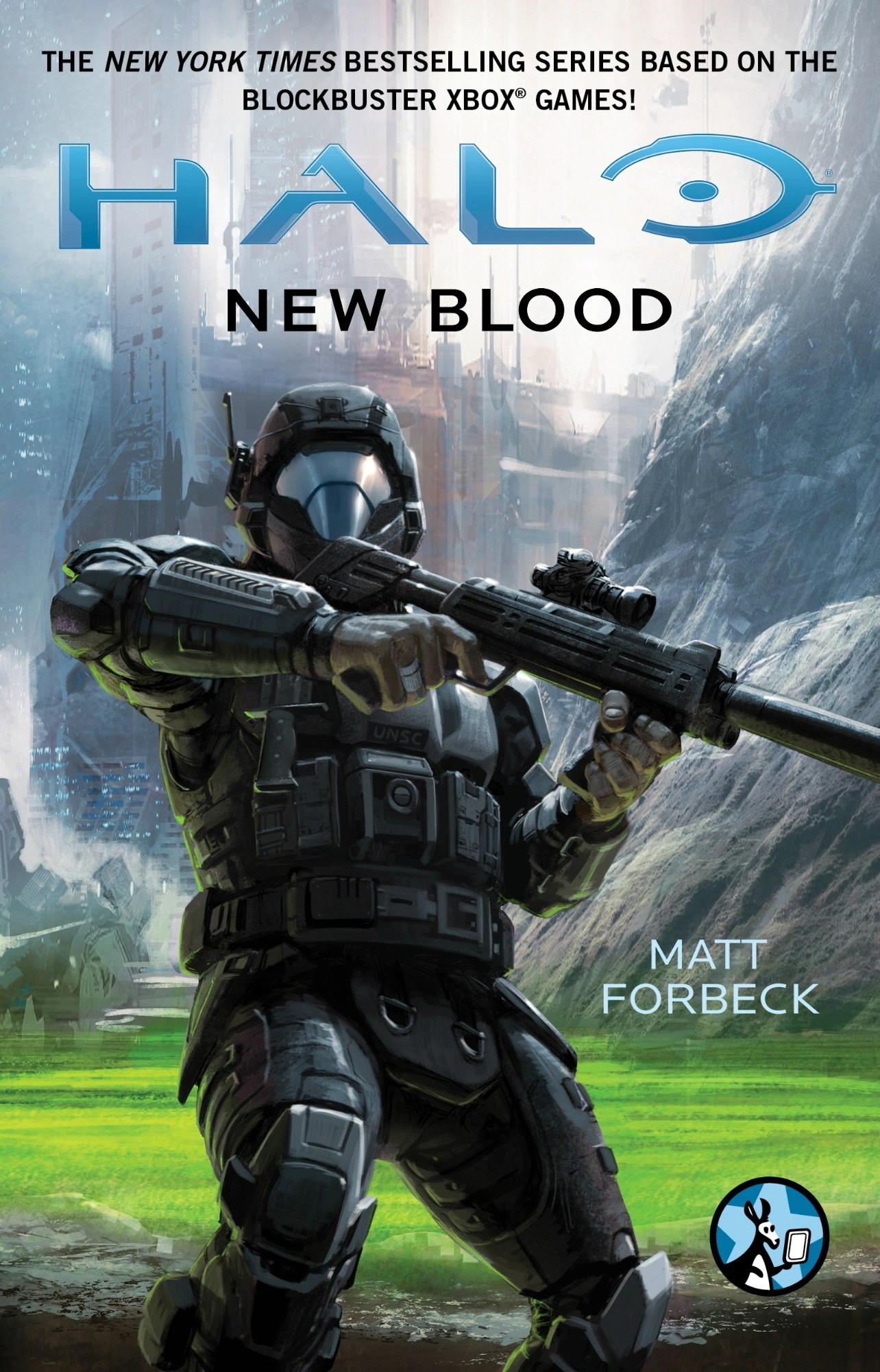 Libros Halo Halo New Blood Halo Nation Fandom Powered By Wikia