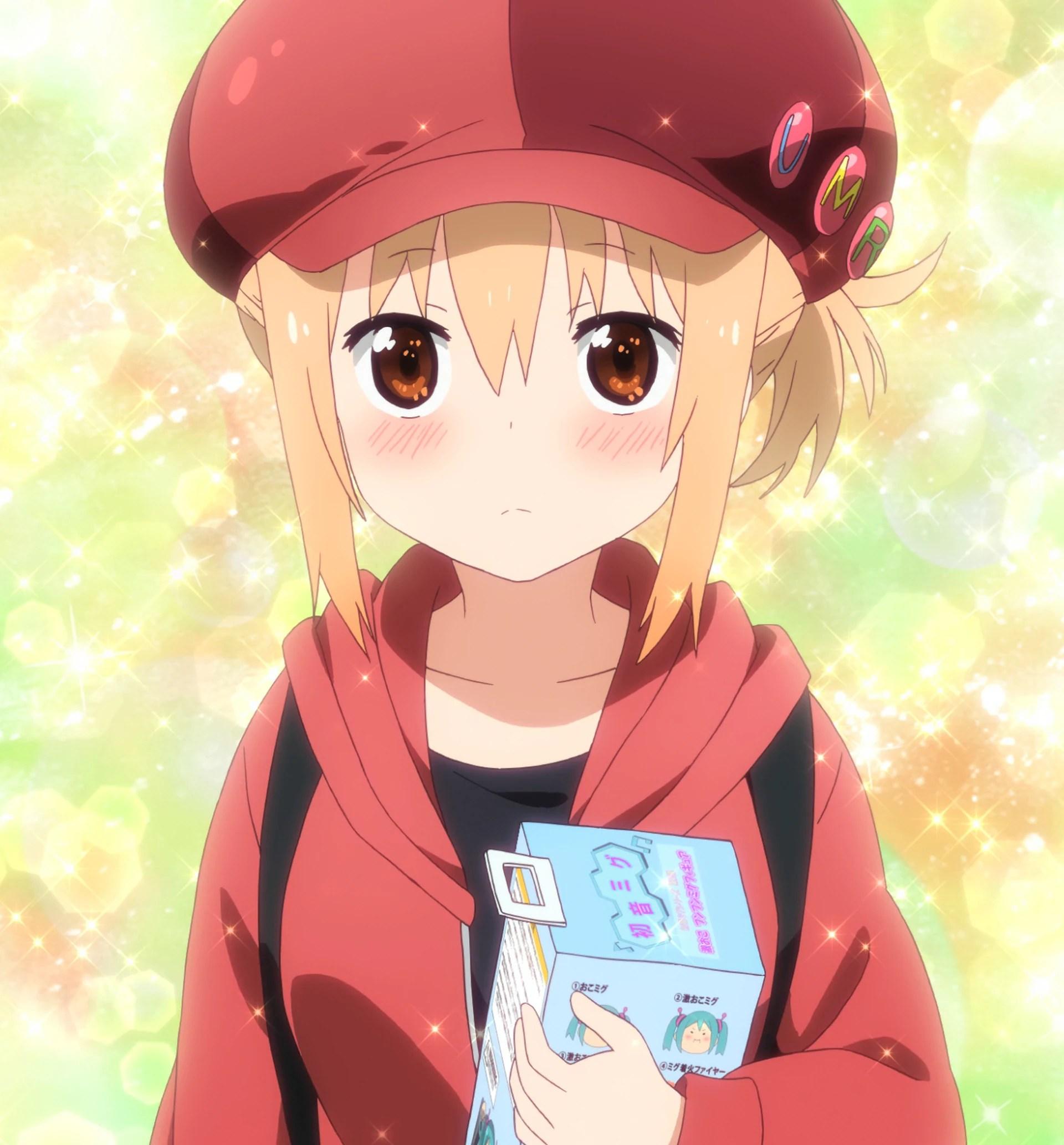 Beautiful Girl Wearing Hat Wallpaper Image Umr Jpg Himouto Umaru Chan Wiki Fandom