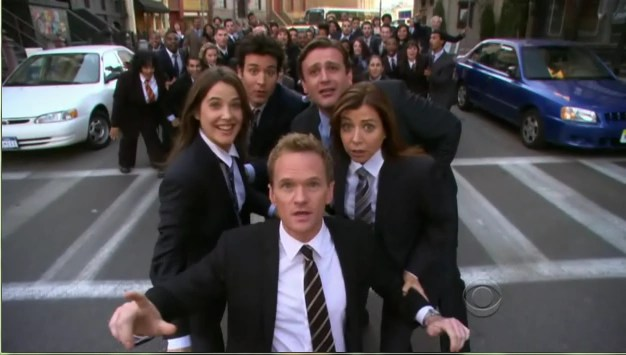 Nothing Suits Me Like a Suit | How I Met Your Mother Wiki | Fandom powered by Wikia