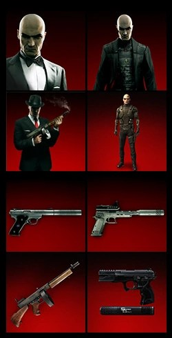 Blood Money Wallpaper Hd Suit And Gun Collection Dlc Hitman Wiki Fandom Powered