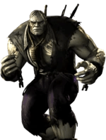 Solomon Grundy Batman Wiki Fandom Powered By Wikia