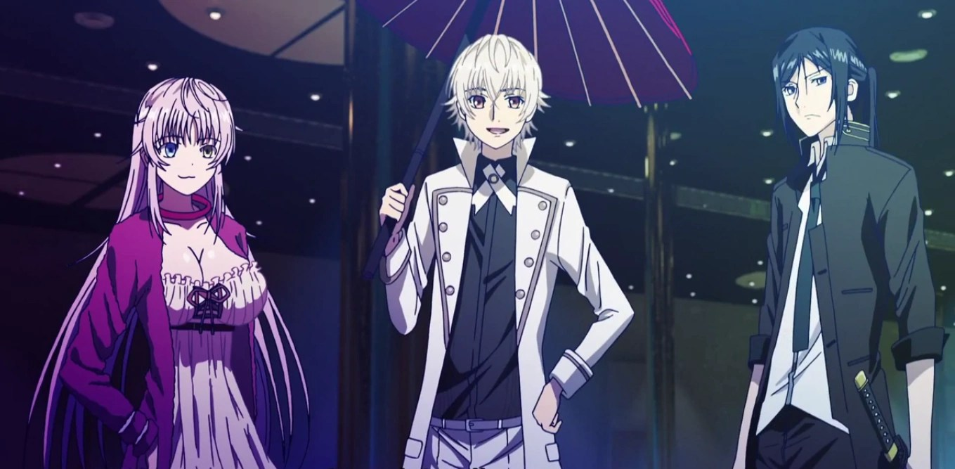 Black Dog Wallpaper White Rice Party K Project Wiki Fandom Powered By Wikia