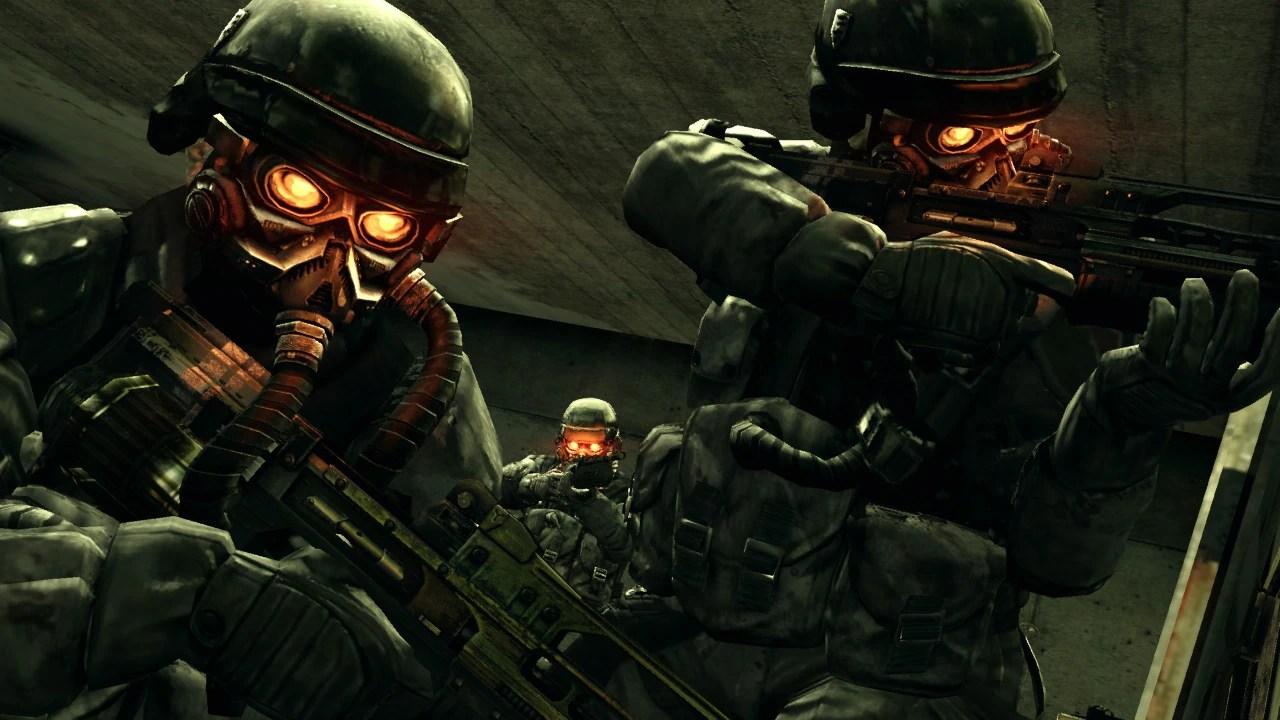 Killzone Shadow Fall Helghast Wallpaper Assault Infantry Killzone Wiki Fandom Powered By Wikia