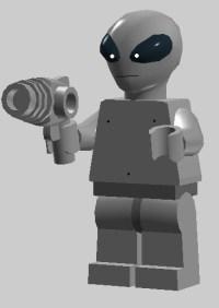 Custom:Alien (Space Police 2014) | Brickipedia | Fandom ...