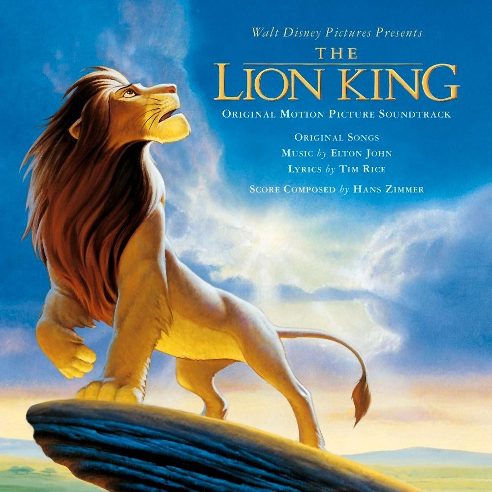 the lion king original soundtrack cd