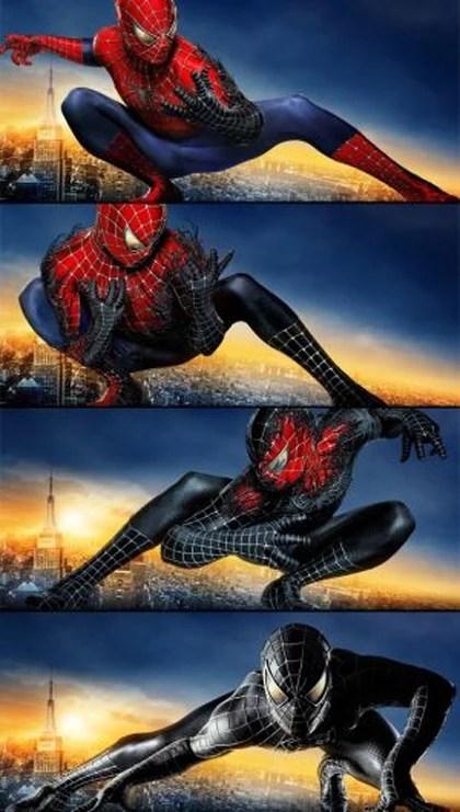 Infinity Sign Wallpaper Hd Image 600full Spider Man 3 Poster Jpg Marvel Movies