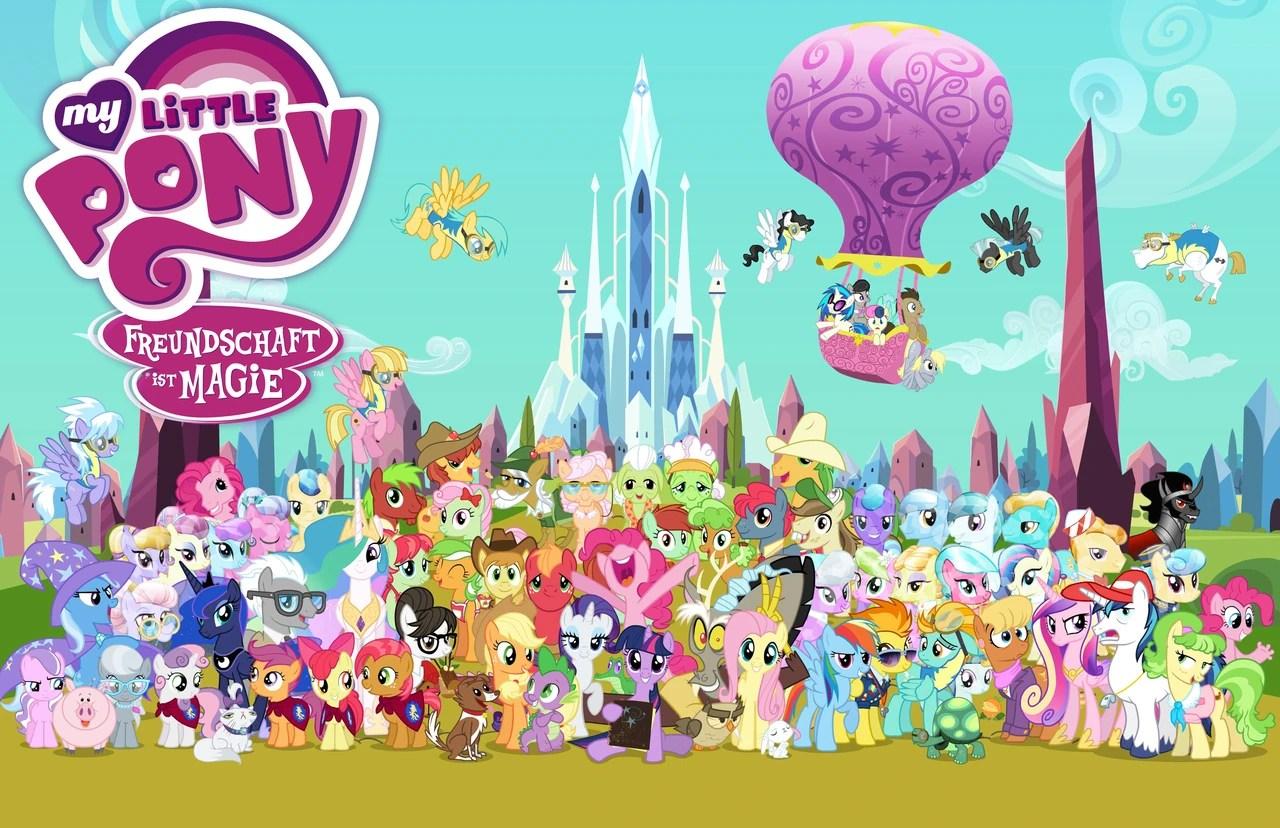 Cute Tiara Wallpaper For Littles Image German Season 3 Poster Jpg My Little Pony