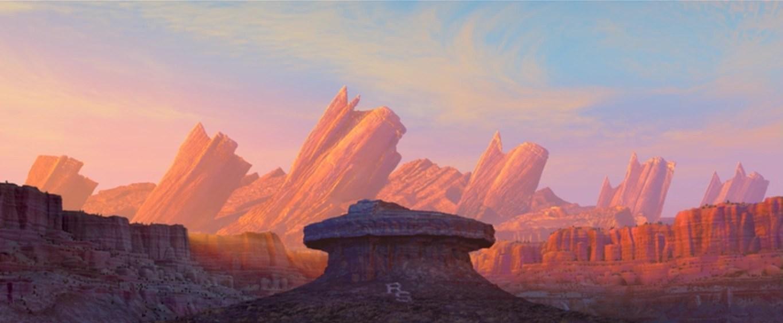 Disney Pixar Cars Wallpapers Free Download Radiator Cap Mountain Pixar Wiki Fandom Powered By Wikia