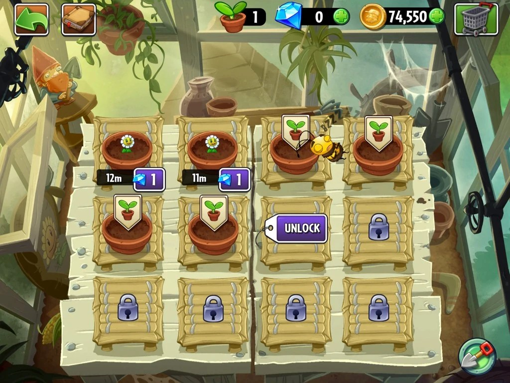 Zen Garten Plants Vs Zombies Bernie The Bee Plants Vs Zombies Wiki Fandom Powered