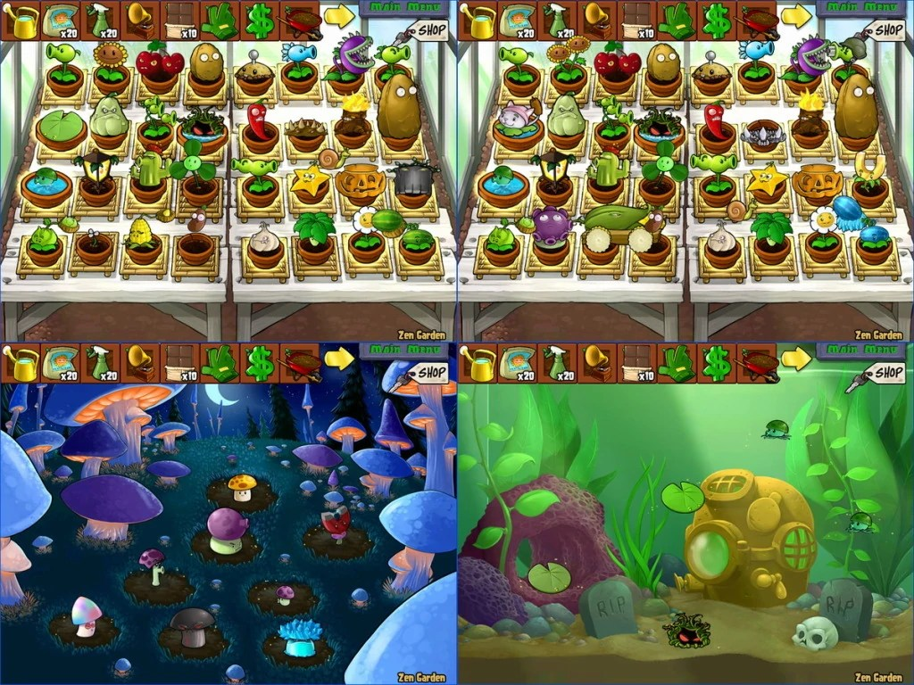 Zen Garten Plants Vs Zombies Enlightened Plants Vs Zombies Wiki Fandom Powered By