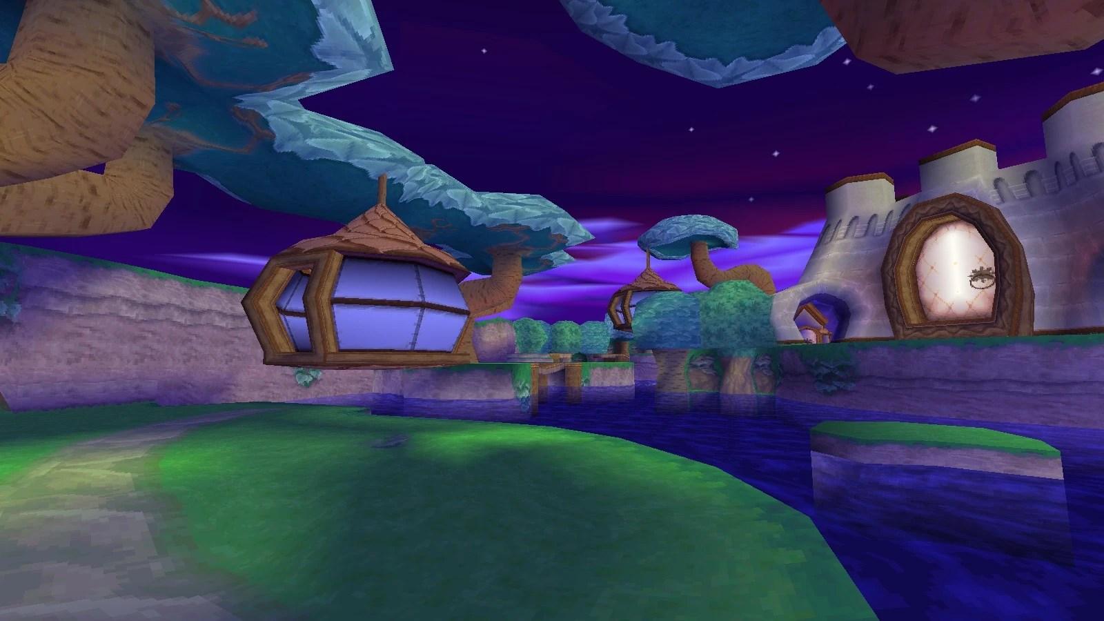 Fairy Tail 3d Wallpaper Spooky Swamp Spyro Wiki Fandom Powered By Wikia