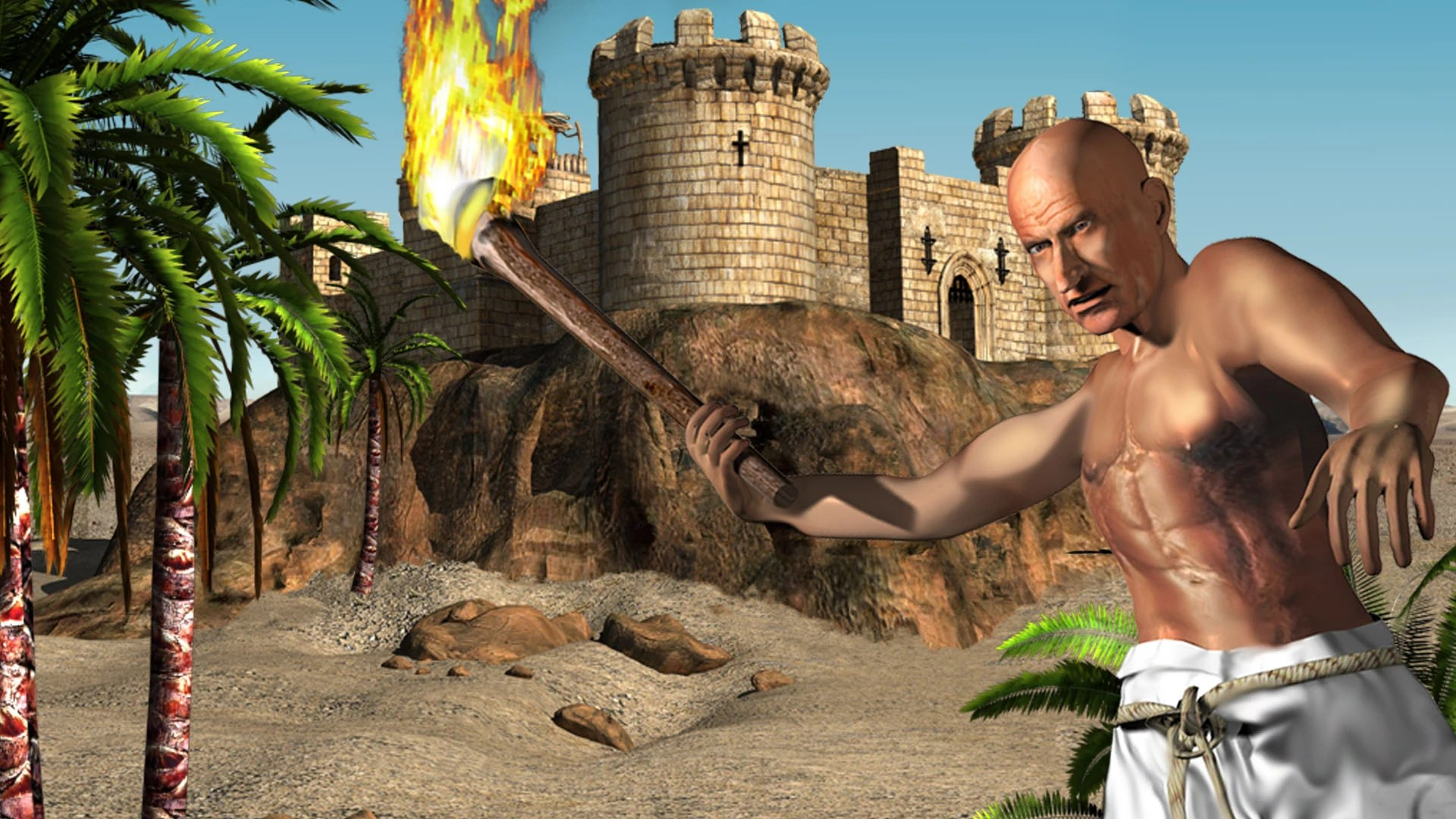 Free Animal Wallpaper Backgrounds Stronghold Crusader Hd Slave Steam Trading Cards Wiki