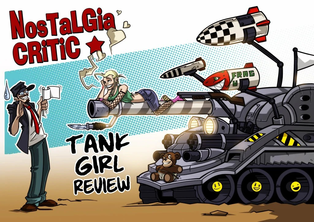 Tank Girl And Booga Wallpaper Tank Girl Channel Awesome Fandom Powered By Wikia