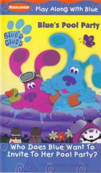 Blue's Pool Party (VHS) | Blue's Clues Wiki | FANDOM ...