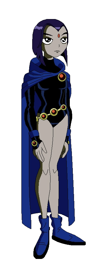 Ravan 3d Wallpaper Raven Teen Titans Vs Battles Wiki Fandom Powered By