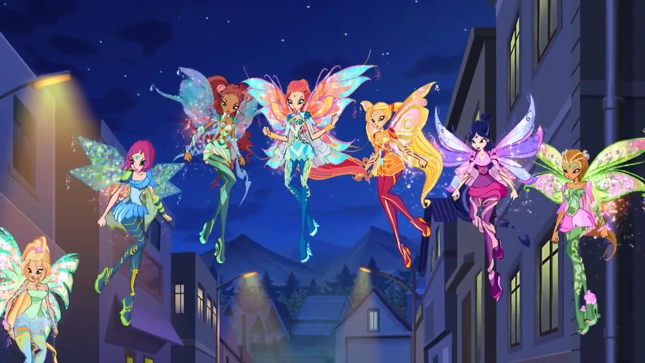 3d Rose Live Wallpaper For Pc Bloomix The Power Of The Dragon Winx Club Wiki Fandom