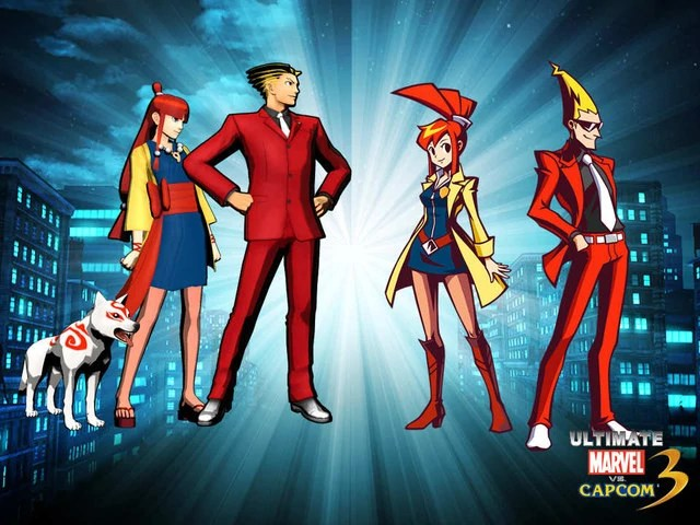 Umvc3 Wallpaper Girls Image Sissel Lynne Jpg Ace Attorney Wiki Fandom