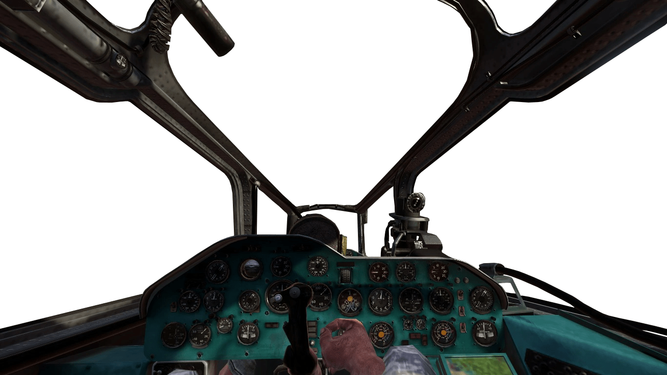 3d Call Of Duty 2 Wallpaper Image Hind Cockpit Bo Png Call Of Duty Wiki Fandom