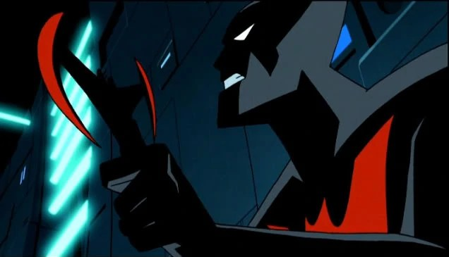 Joker Animated Wallpaper User Blog Sevenarrows Batman Terry Mcginnis Vs Iron Man
